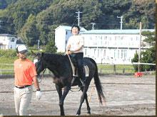 4月29日 体験乗馬の日 引き馬無料サービス